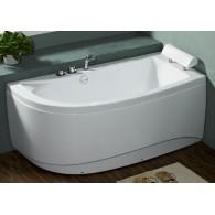 Akrilinė vonia B1680 dešininė 170x90 Simple