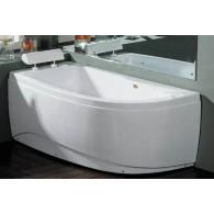 Akrilinė vonia B1680 kairinė 150x80cm Empty