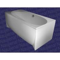 Akrilinė vonia Kyma Audra 180x80