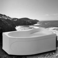 Akrilinė vonia Kyma Neringa 160x94