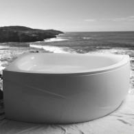 Akrilinė vonia Kyma Nida 170x120