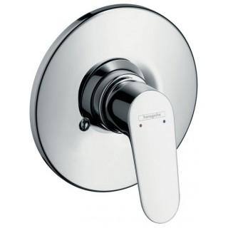 Dekoratyvinė dalis potinkiniam dušo maišytuvui Focus E 2