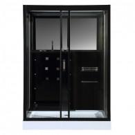 Masažinė dušo kabina AMO-0545-120 120X90X220 cm.