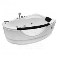 Masažinė vonia AMO-0024R vienvietė 160x100 cm.