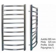 Rankšluosčių džiovintuvas-kopėtėlės 500x1000