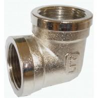 Alkūnė chromuota 2802 F3/4 v/v.